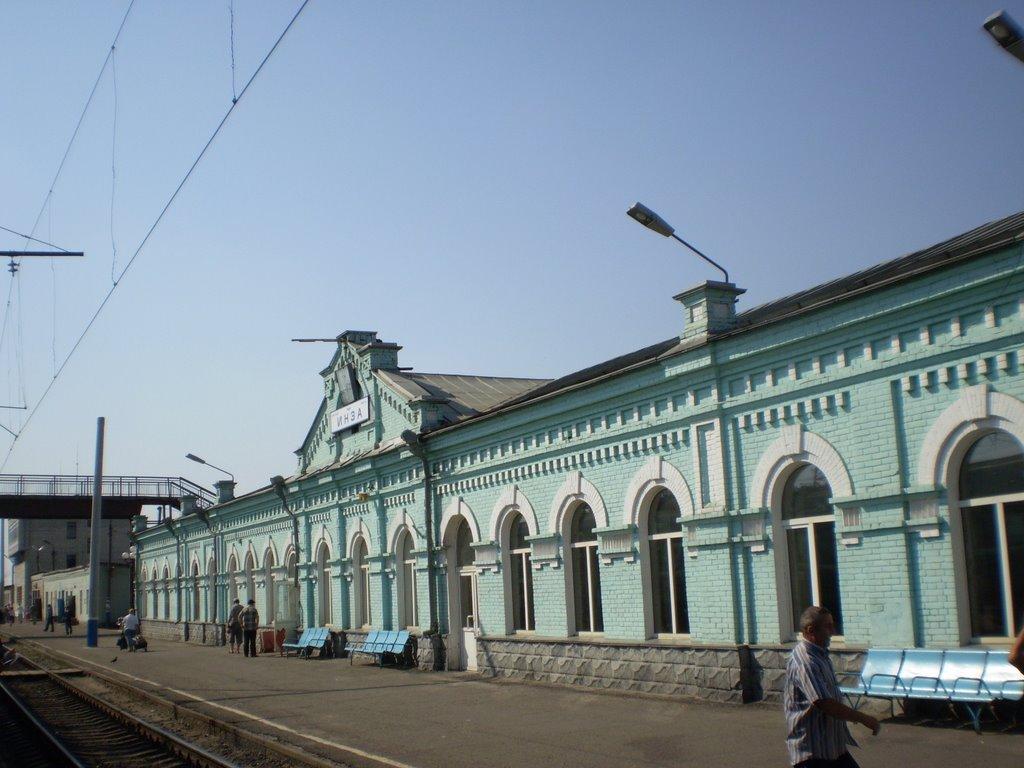 Город Инза находится в Ульяновской области